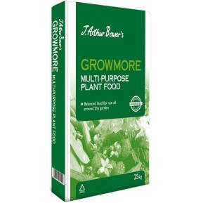 J ARTHUR BOWERS GROWMORE 3KG