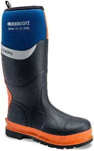 BUCKLER BOOTS S5 SAFETY WELLINGTON BBZ6000 BLUE