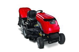 "COUNTAX E36 C/W 36"" CUTTER DECK AND POWERED GRASS COLLECTOR"