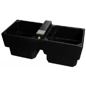 JFC DOUBLE SECTION WATER TROUGH DT90