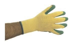 NEWSOMES GREEN EXTRA GRIP GLOVES