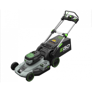 "EGO LM2122ESP 56V LITHIUM-ION CORDLESS 21"" POLY DECK SELF-PROPELLED LAWN MOWER"