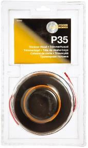 MCCULLOCH P35 STRIMMER HEAD