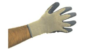 NEWSOMES BLUE EXTRA GRIP GLOVES