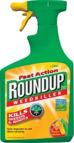 ROUNDUP 1 LITRE FAST ACTION READY TO USE