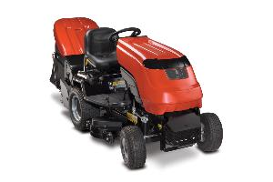 "ARIENS E36 C/W 36"" CUTTER DECK AND POWERED GRASS COLLECTOR"