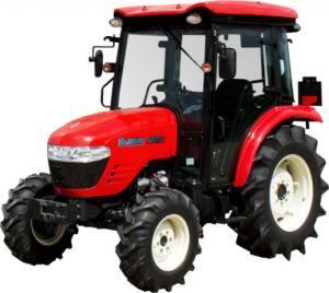 BRANSON 5025C MANUAL COMPACT TRACTOR WITH CAB AND AIR CON