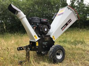 LUMAG RAMBO HC15 120MM PROFESSIONAL WOOD CHIPPER