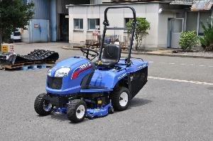 ISEKI SXG216 + COMMERCIAL LAWN TRACTOR