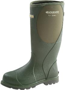 BUCKLER BOOTS NON SAFETY WELLINGTON BBZ5060 GREEN
